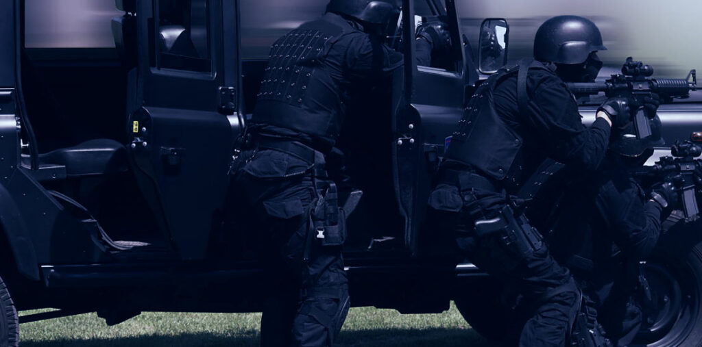 Вооруженная и невооруженная охрана